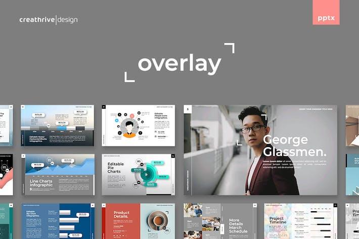 Thumbnail for Наложение PowerPoint