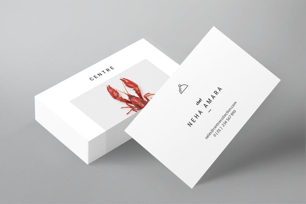 CENTRE - Business Card