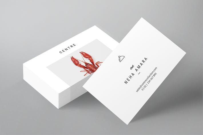 Thumbnail for CENTRE - Business Card