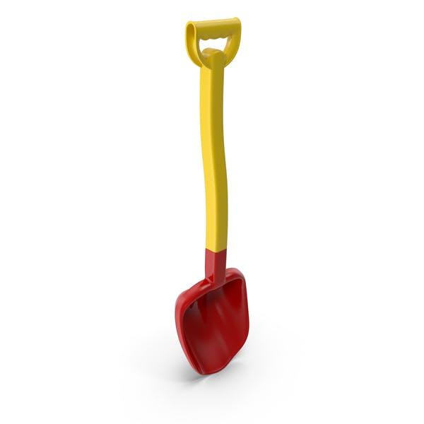 Toy Spade