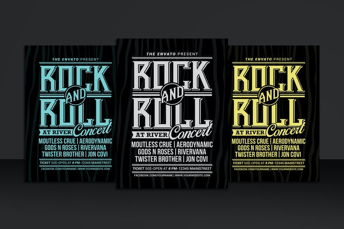 Thumbnail for Rock and Roll Music Concert