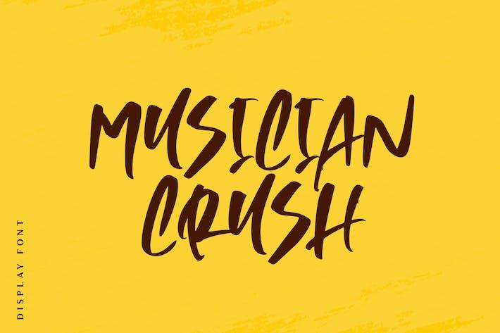 Thumbnail for Musicien Crush