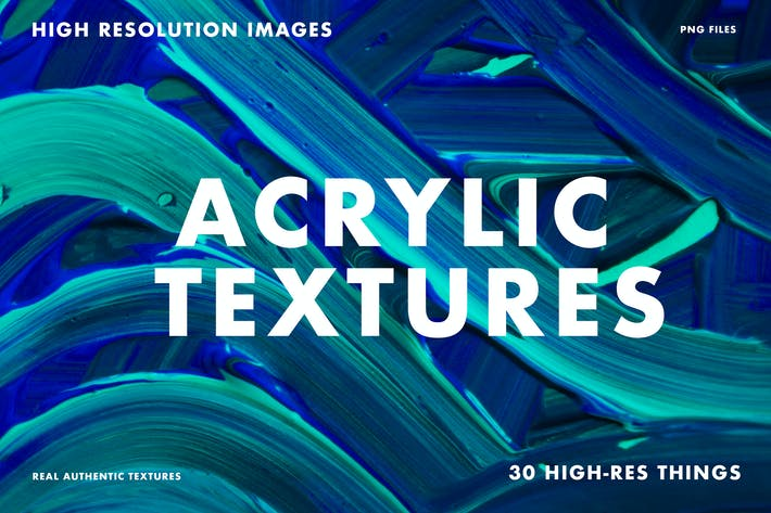 Thumbnail for Acrylic Textures Bundle