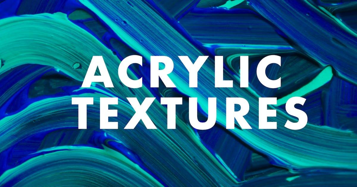 Download Acrylic Textures Bundle by codetoform