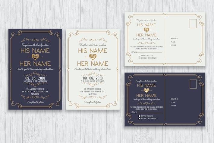 Thumbnail for Einladung zur Hochzeit