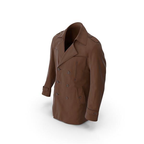 Men's Coat Brown