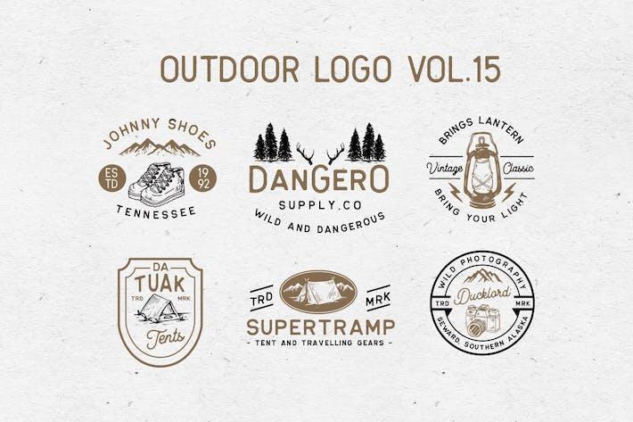 Thumbnail for Outdoor Logo Vol.15
