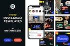 Everyday Instagram Templates