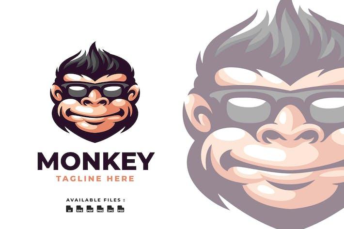 Thumbnail for Monkey Playful Logo