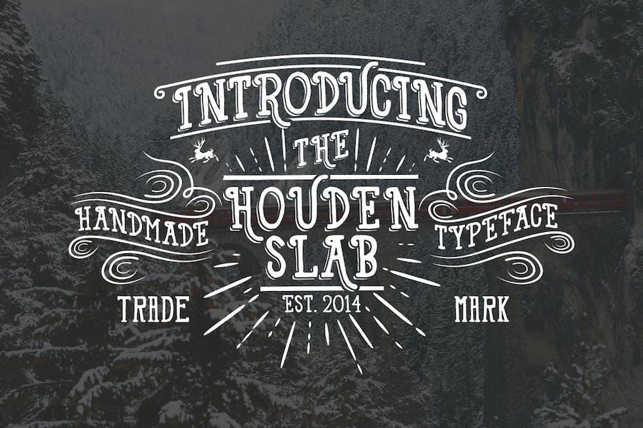 Houden Font