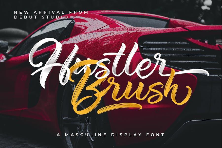 Hustler Brush