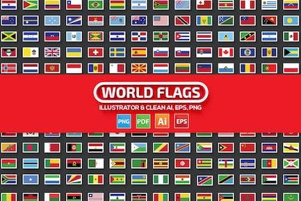 World Flags Design