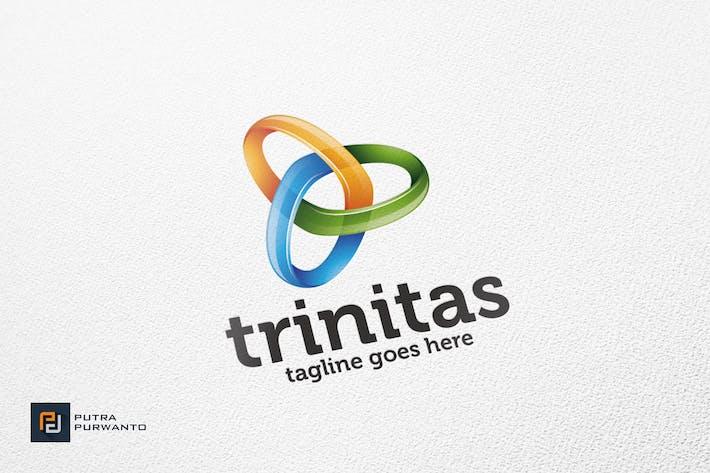 Thumbnail for Trinitas - Шаблон логотипа