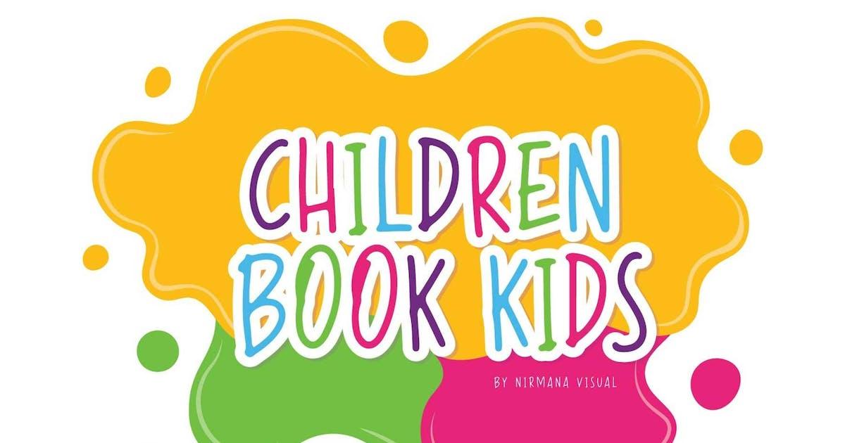 Download Children Book Kids - Cute Font by sigitdwipa