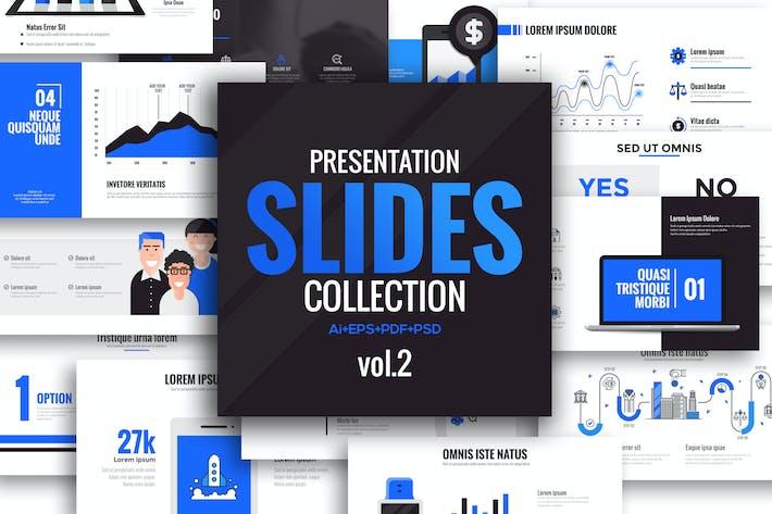 Thumbnail for Presentation slide templates