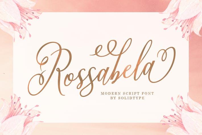 Thumbnail for Rossabela Script