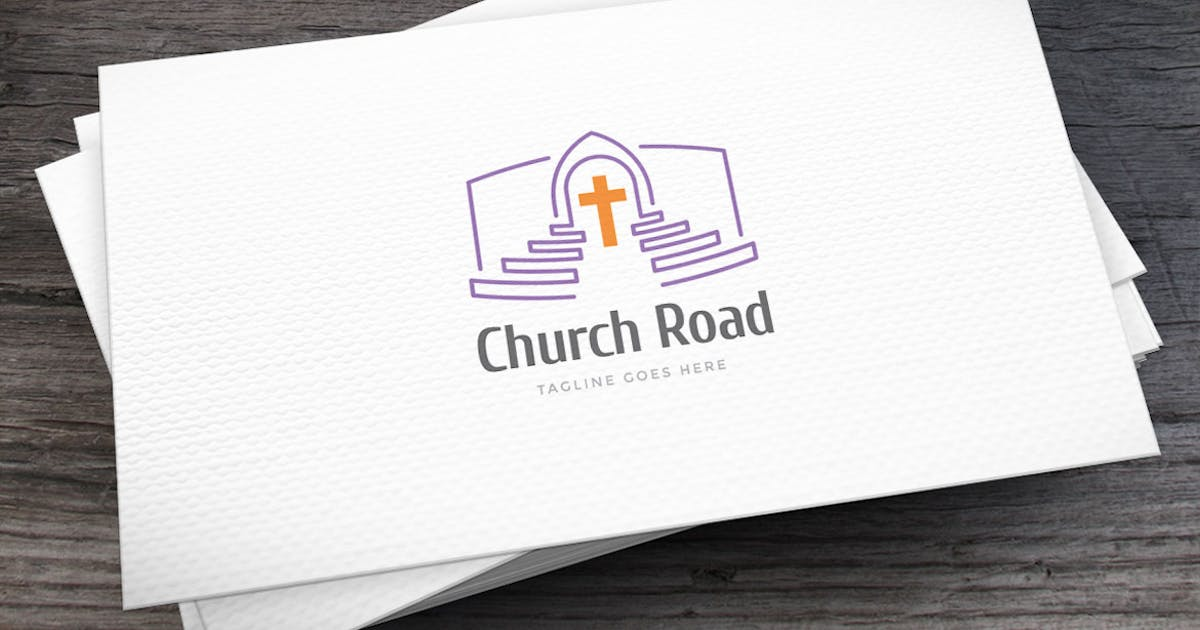 Download Church Road Logo Template by empativo