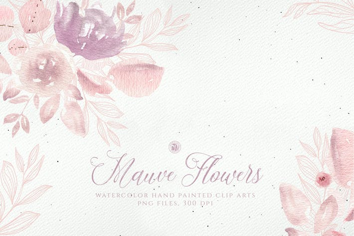 Thumbnail for Mauve Flowers