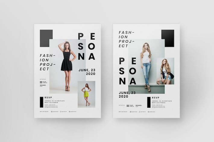 Thumbnail for Pesona Fashion Flyer