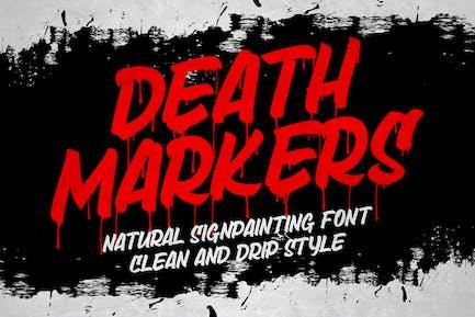 Marcadores de muerte