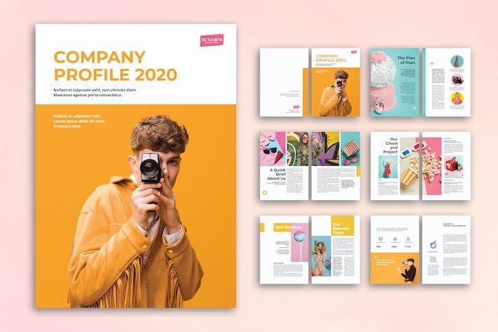 Thumbnail for Photography Company Profile