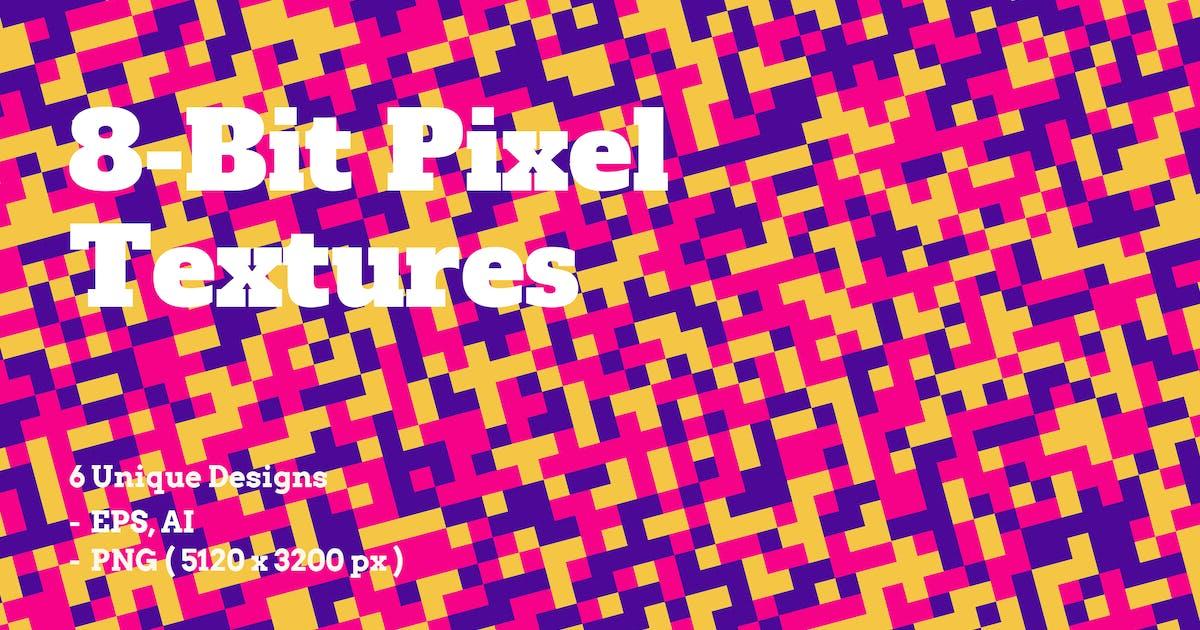 8-Bit Pixel Textures by itefan