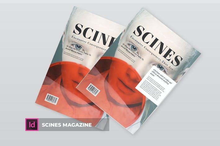 Thumbnail for Scans | ZeitschriftenVorlage