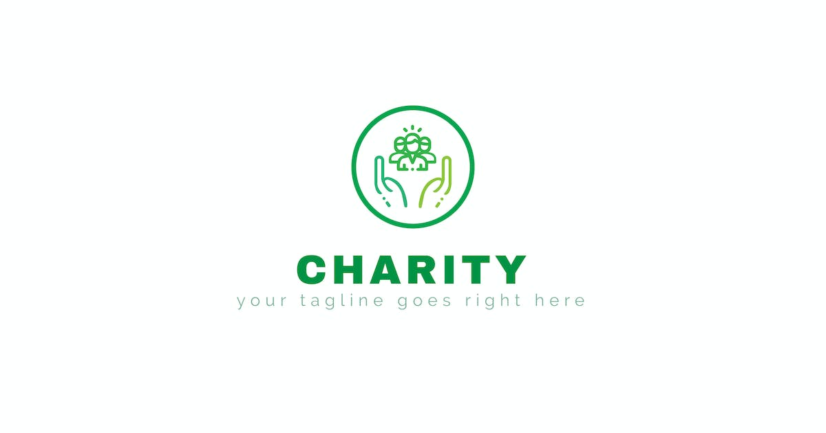 Download Charity - Nonprofit Logo Template by ThemeWisdom