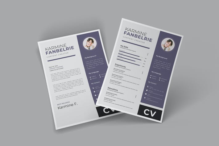 Thumbnail for Gudue CV Resume