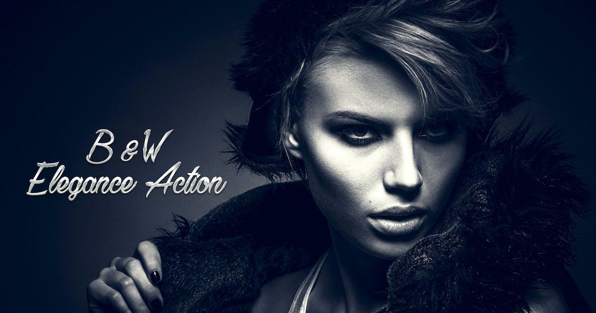 Download B&W Elegance Action by ClauGabriel