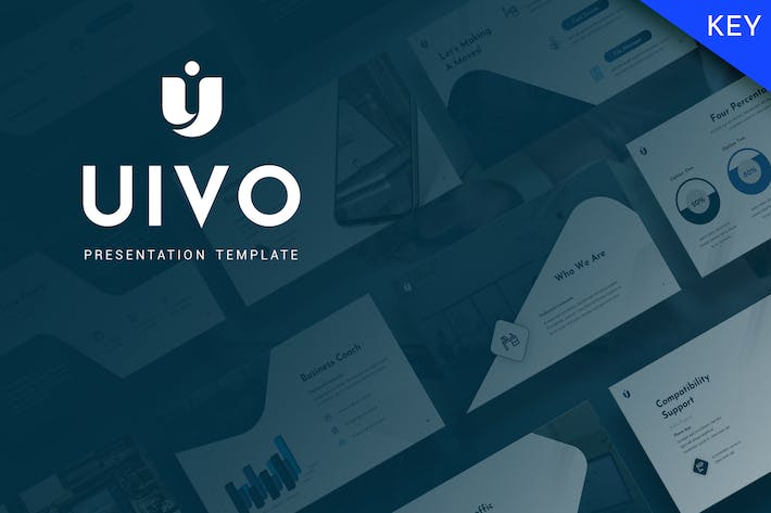 Thumbnail for Uivo - Working Keynote Template