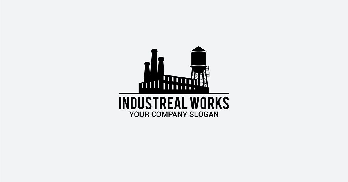 Download INDUSTREAL WORKS by shazidesigns