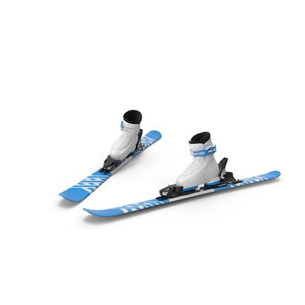 Alpinschuhe & Ski