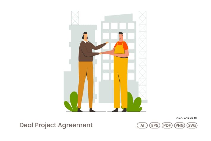 Thumbnail for Deal Project Agreement