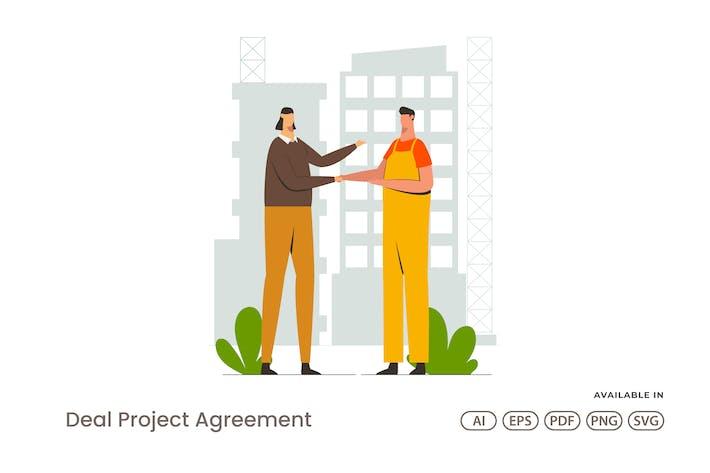 Thumbnail for Соглашение по проекту сделки