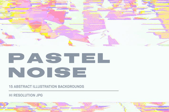 Thumbnail for Pastel Noise