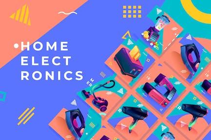 Home Electronics - Product Promo Vol.4