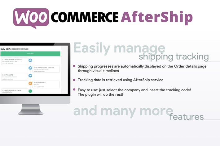 Thumbnail for WooCommerce AfterShip