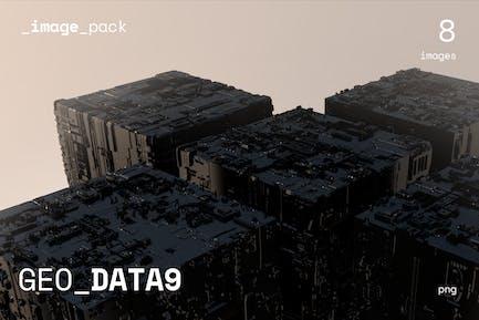 GEO_DATA9 Image Pack