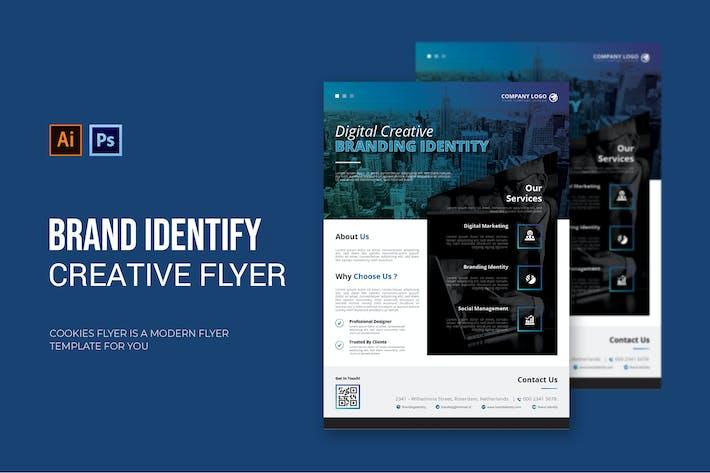 Brand Identity - Flyer