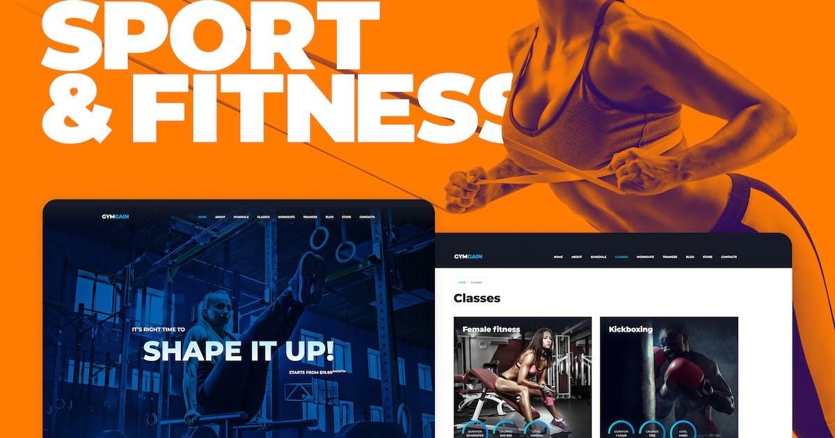 Download Sports Joomla Template by merkulove