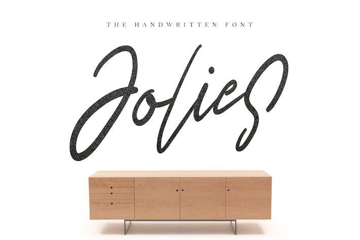 Thumbnail for Jolies Tipo de letra