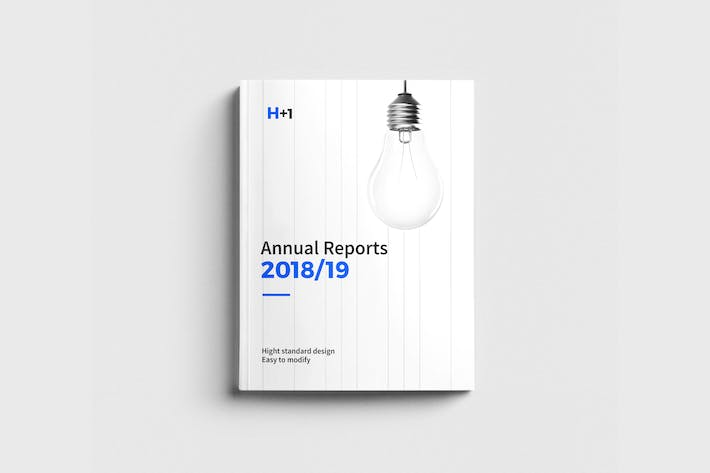 Cover Image For Annual Reports
