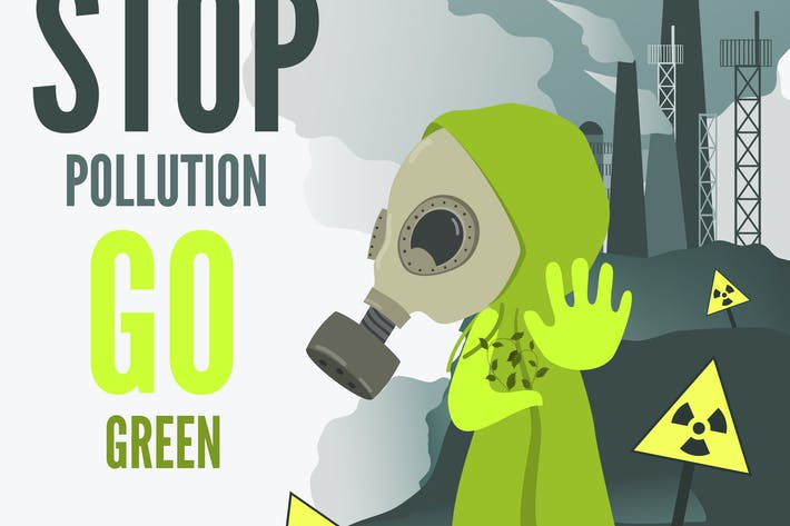 Thumbnail for Stop environmental pollution