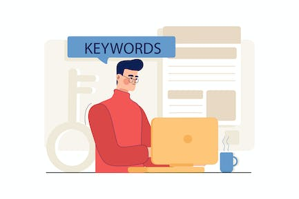 Marketing Director Finding Keywords For The Site