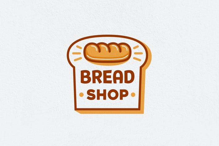 Thumbnail for Bread Shop Logo