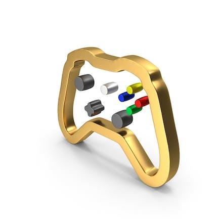 Icono de Logo de Juego de Videojuegos