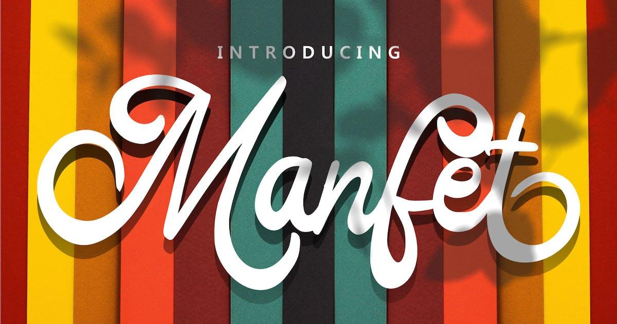 Download Manfet - Modern Pop Script by IanMikraz