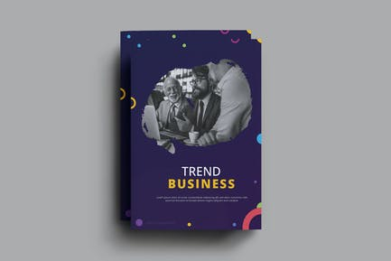 Trend-Broschüre