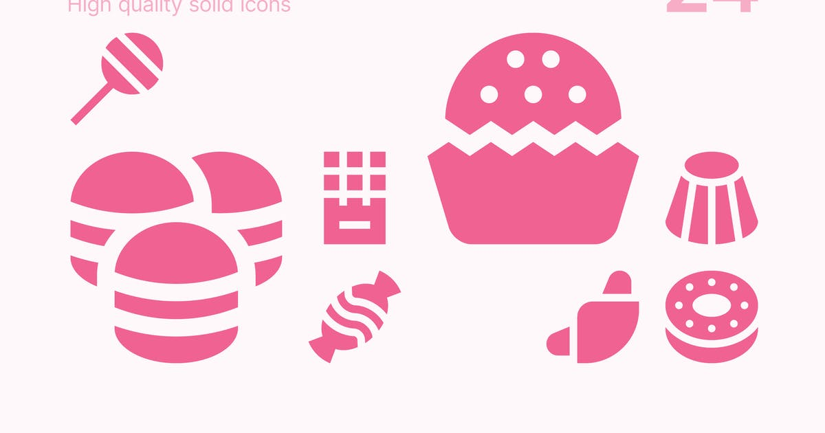Download Sweets Icons by polshindanil